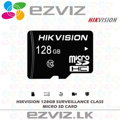 hikvision-sd-card-128GB SALE IN SRI LANKA