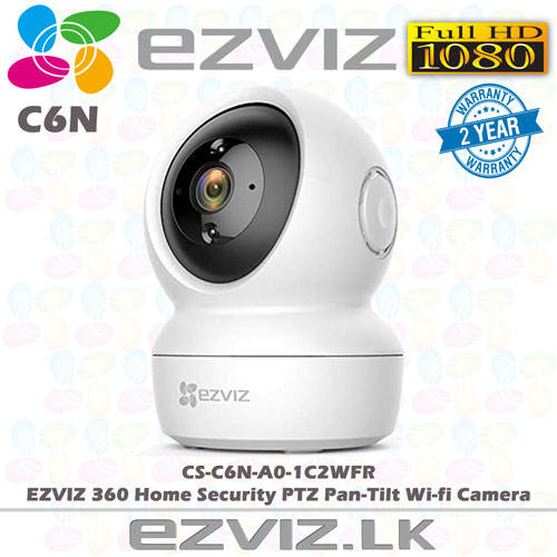 ezviz wifi smart cctv camera offer sri lanka best price