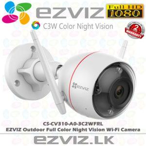 CS-CV310-A0-3C2WFRL out door wifi color night vision full hd Camera sri lanka