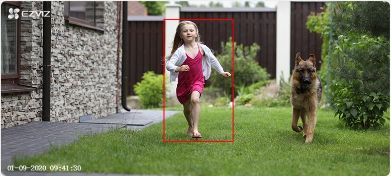 AI-powered person detection ezviz sri lanka