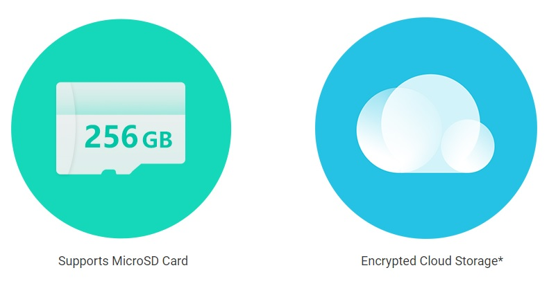 Two storage options ezviz sri lanka