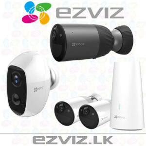 100% Wire-Free Security Camera